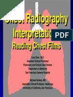 Tb Radiography Reading