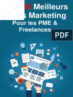 Les Meilleurs outils Marketing pour les PME & Freelance - 150 solutions passées à la loupe !