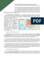 XEOGRAFÍA DE ESPAÑA 2bac Teoría TEMA 3 Diversidade Hídrica