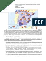 XEOGRAFÍA DE ESPAÑA 2bac Teoría TEMA 9 España Unha Economía de Servizos
