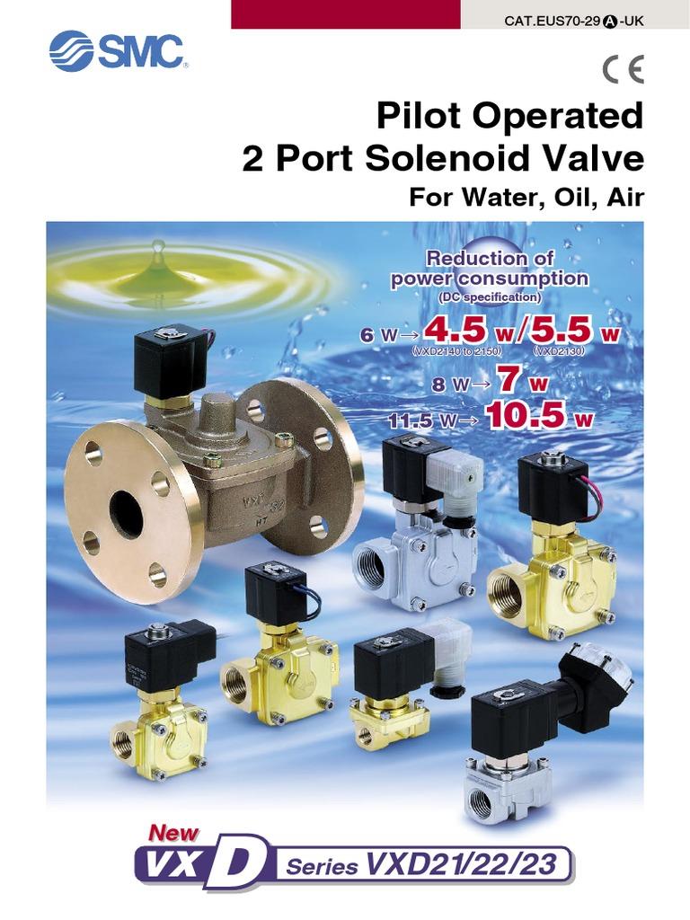 Vxd Old Smc 0900766b8094a5b0 Valve Rectifier Coil Wiring Diagram