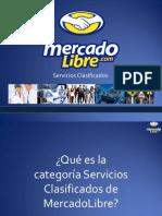 Cómo publicar un servicio en MercadoLibre.com