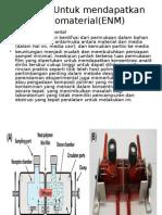 Metode Untuk Mendapatkan NanomaterialENM