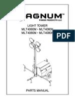Magnum Manual Mlt4000mk PParts