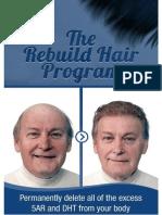 Rebuild Hair Program Full Pdf
