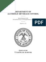 2015 DABC audit