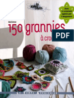 150 Grannies à Crocheter
