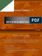 As-9 Revenue Recognition