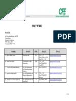 Cfedirectorio Email