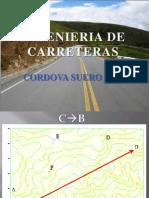 Diapositivas Para Ingenieria de Carreteras