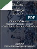 Manual Em Desenvolvimento Pessoal - O Homem e a Mudança