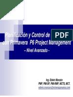 Manual P6 Avanzado