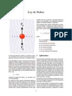 Ley de Stokes (1)