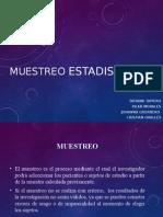 MUESTREO ESTADISTICO ;)