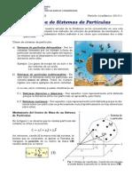 Sistemas de Particulas Teoria 2015-1
