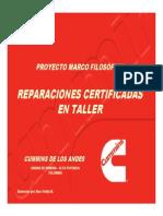 Proyecto - Reparaciones Certificadas en El Taller