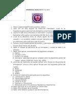 Especialidad Primeros Auxilios II - Intermedio (1)