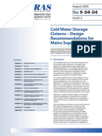 IGN9!04!04 Cisterns Issue2 Cold Water Storage