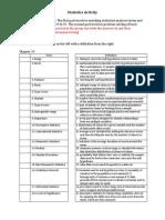 statistics group assignment