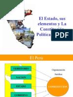 EL PERÙ Y SU CONSTITUCIÒN PLÍTICA