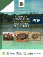 Tortugas Continentales de Colombia