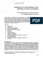 Assessment of Wind Loading on the Claddings of High-rise Buildings by R. P. LAM and L. c. H. LAM