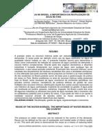 Artigo_o Reúso de Água No Brasil - A Importância Da Reutilização de Água No País