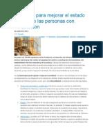 Consejos Para Mejorar El Estado Físico de Las Personas Con Parkinson
