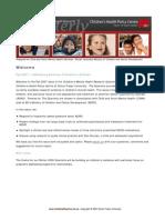 Addressing Attention Problems in Children