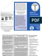 Medical Marijuana Brochure