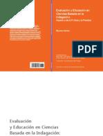 Evaluación y Educación en Ciencias Basada en La Indagación