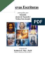 Las Nuevas Escrituras Entregadas Por Sananda (Impresion)