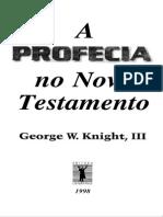 A Profecia No Novo Testamento