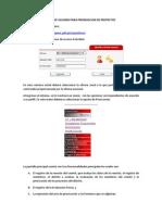 Guia Web - Priorizacion de Proyectos