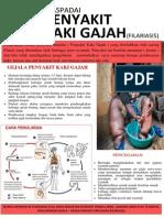 Poster Kaki Gaja