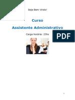 Curso Assistente Administrativo 45478