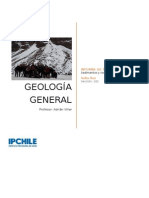 Informe Terreno Geología