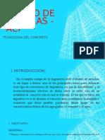 Diseño de Mezclas - Aci