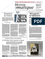 Le Monde Diplomatique 2015 03