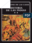 Casas Bartolome de Las - Historia de Las Indias II