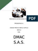 PROPUESTA DE REVISORIA FISCAL TRABAJO DE  KATERINE.docx