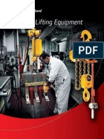 IR Industrial Lifting