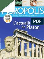 Revue philosophique Acropole Hors série 4