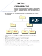 Practica i Sistema Operativo