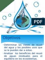 Reuso de Aguas Residuales y Planta de Tratamiento