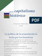 El Capitalismo Histórico