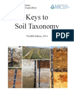 2014 Keys to Soil Taxonomy