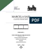 Marcela Said, breve reseña a su vida y obra