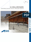 Hollow Bar Brochure