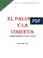 Arvelo y Beluche 1875 El Palurdo y La Coqueta